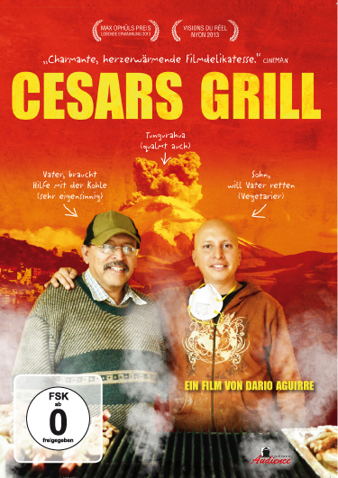Cesar Grill_DVD Cover