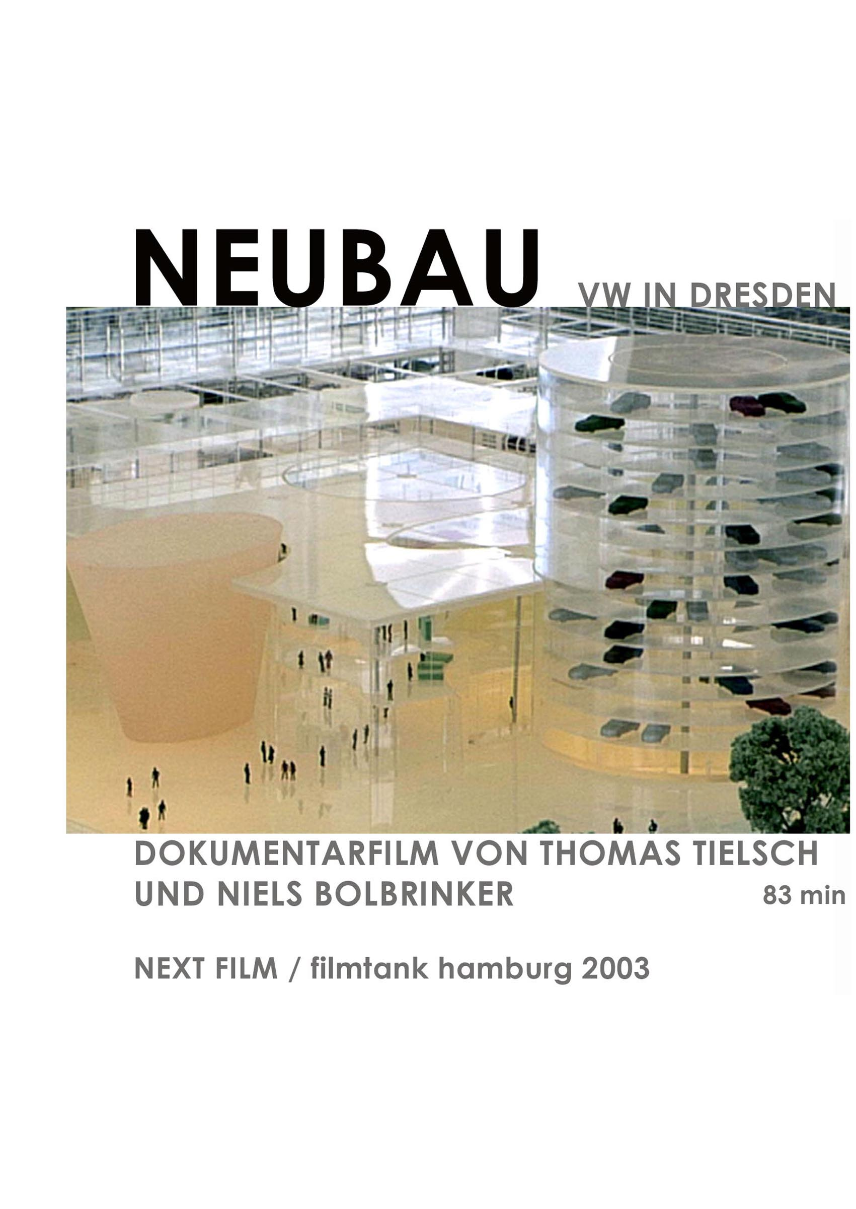 Neubau DVD Cover
