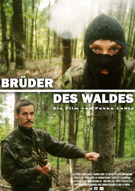 Brüder des Waldes_Plakat