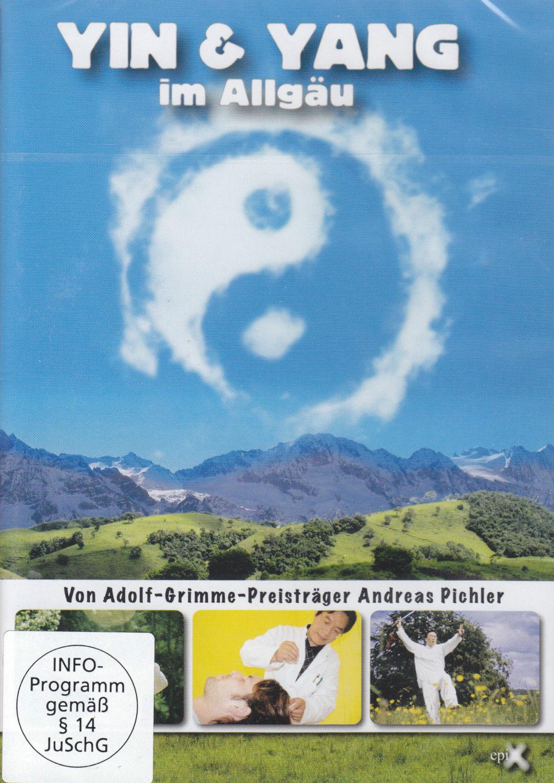 Yin und Yang DVD Cover