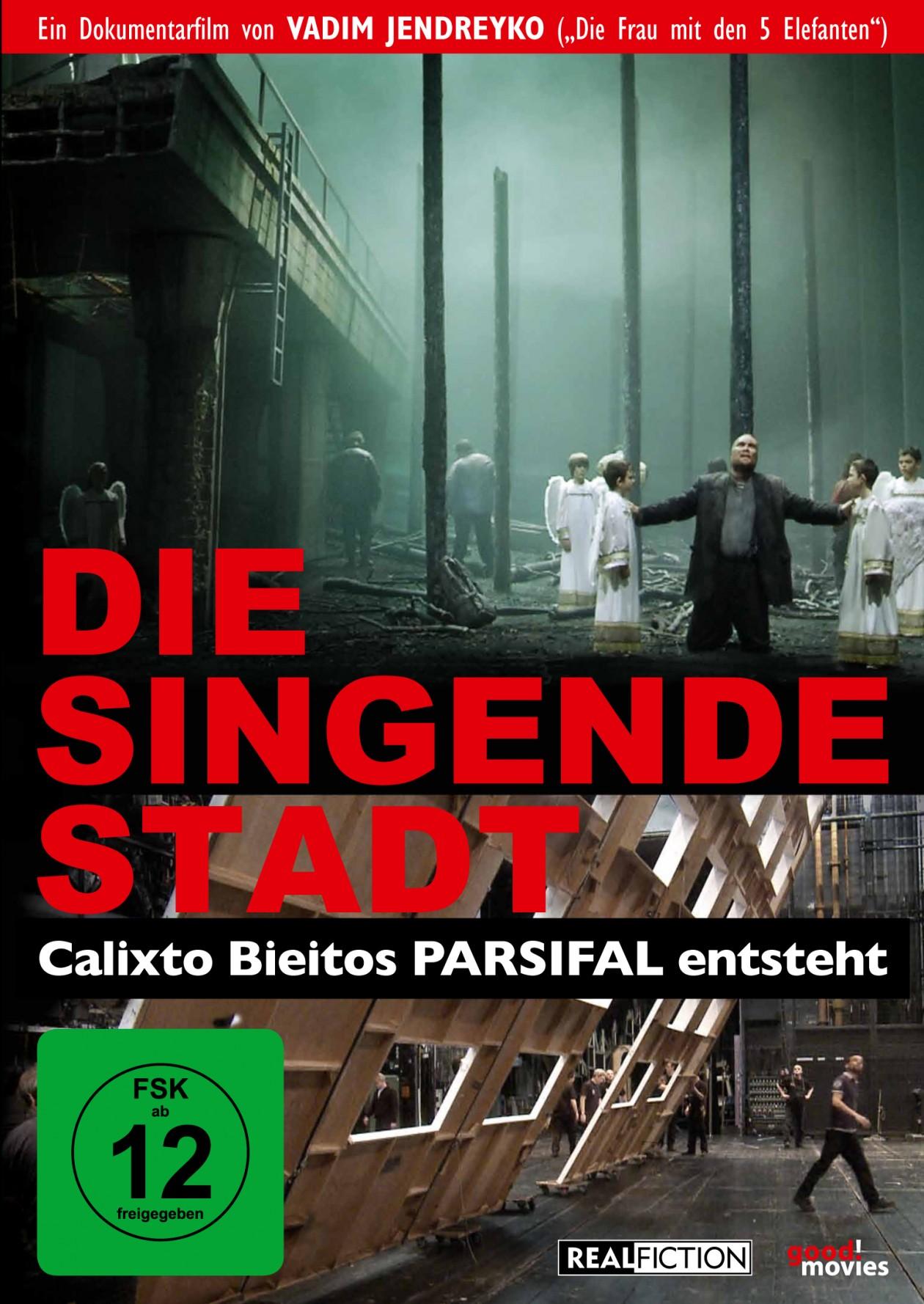 Die singende Stadt_DVD Cover