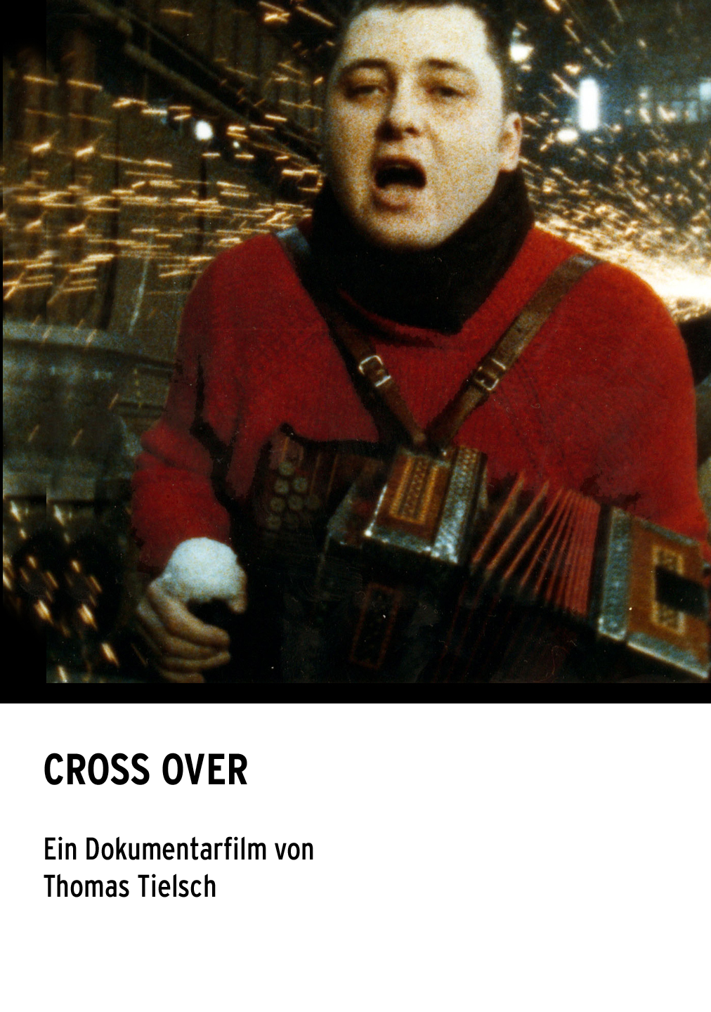 Cross Over_DVD Cover