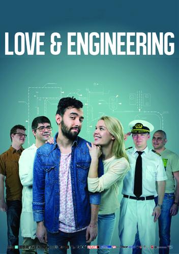 love&enginering_Plakat