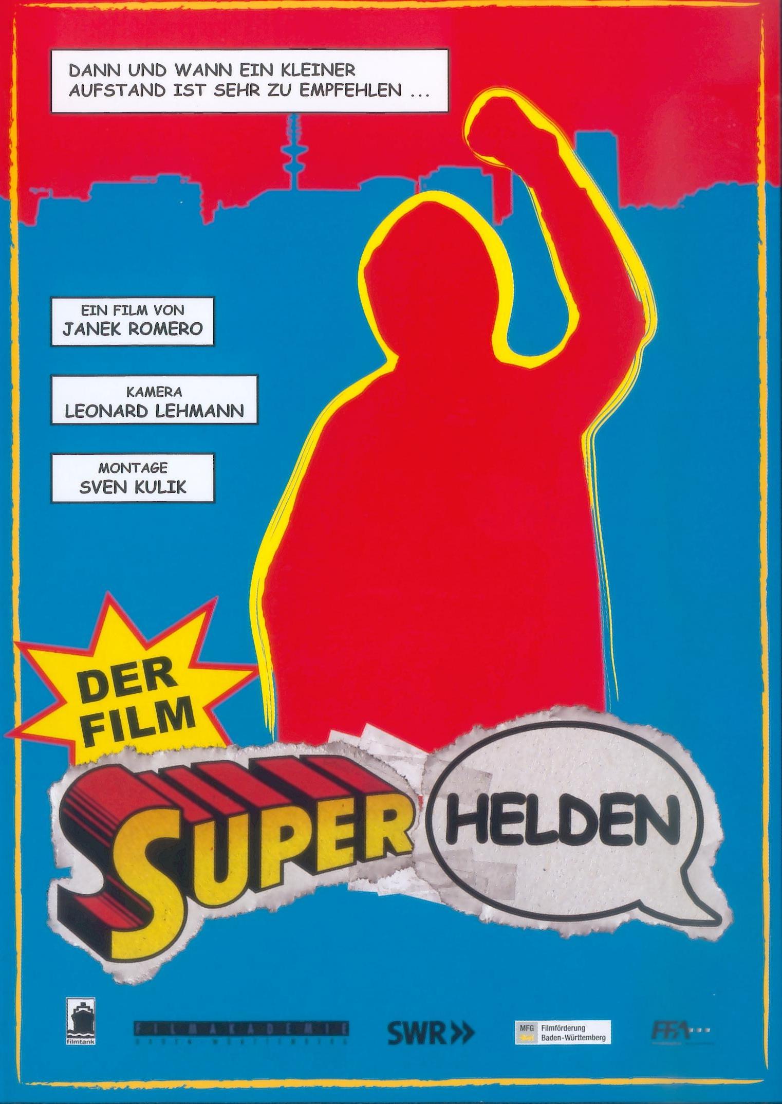 Superhelden_DVD Cover